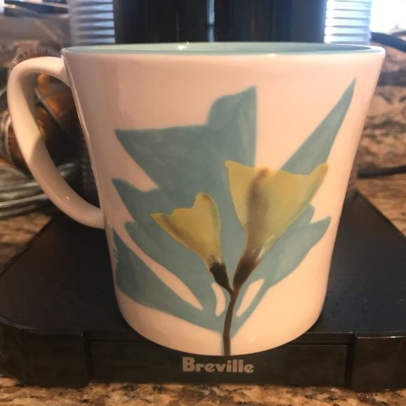 RETIRED Starbucks Mug (Hand painted)